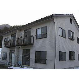 大林館アパート A棟[1階]の外観