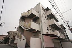 兵庫県神戸市長田区片山町4丁目の賃貸マンションの外観