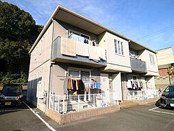 三洋タウン岡垣B[2階]の外観