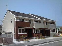 和歌山県有田市宮崎町の賃貸アパートの外観