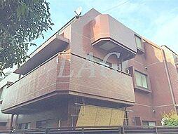 ブリリアンス目黒祐天寺[2階]の外観