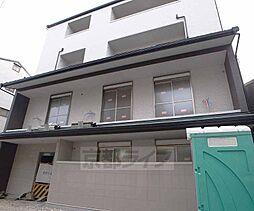 京都府京都市東山区東大路三条下る西入南西海子町の賃貸マンションの外観