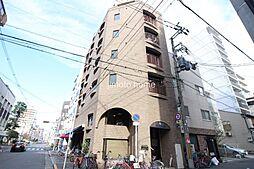 エスタイル北堀江[3階]の外観