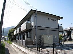兵庫県たつの市神岡町東觜崎の賃貸アパートの外観