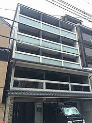 ルクラ京都三条油小路[305号室号室]の外観