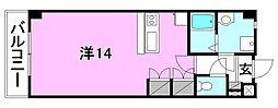 イヒラニハイツ[305 号室号室]の間取り