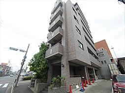 愛知県名古屋市昭和区御器所通2の賃貸マンションの外観