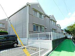 福岡県北九州市門司区上馬寄3丁目の賃貸アパートの外観