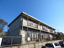 シティハイム カツヤマ[1階]の外観
