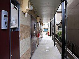 レオパレスアキ[1階]の外観