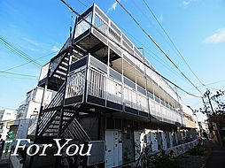 兵庫県神戸市灘区新在家南町5丁目の賃貸マンションの外観