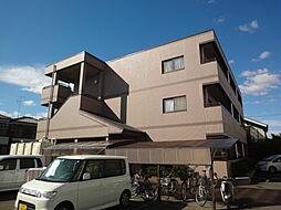 京都府京都市伏見区久我本町の賃貸アパートの外観