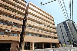 ハートフル医大南[4階]の外観