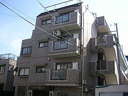 東京都東村山市萩山町2丁目の賃貸マンションの外観