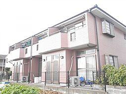 フォレスト検見川[1階]の外観