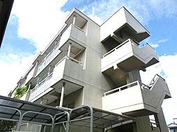 須賀第6ビル[101号室]の外観