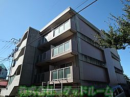 神奈川県相模原市南区松が枝町の賃貸マンションの外観