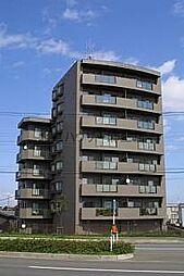 北海道札幌市北区新川三条15丁目の賃貸マンションの外観
