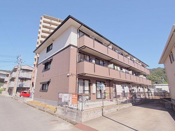 ソンネンブル福光 3階の賃貸【広島県 / 安芸郡海田町】