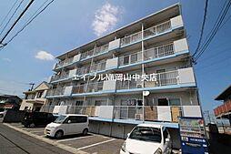 岡山県岡山市中区平井丁目なしの賃貸マンションの外観