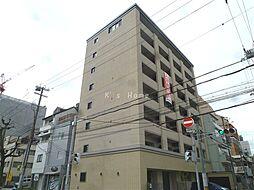 兵庫県神戸市兵庫区湊町4丁目の賃貸マンションの外観