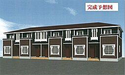鹿児島県鹿児島市喜入瀬々串町の賃貸アパートの外観