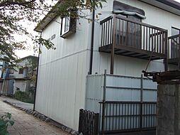 滋賀県彦根市大橋町の賃貸アパートの外観
