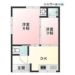 近鉄南大阪線 矢田駅 徒歩2分