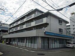 兵庫県尼崎市竹谷町2丁目の賃貸マンションの外観