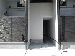 casa上坂[2階]の外観