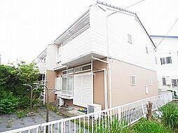 柿ノ木台ハイツ[205号室]の外観