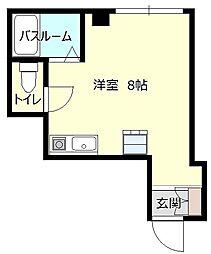 遠山マンション[102号室]の間取り