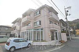 広島県広島市安芸区矢野南4丁目の賃貸マンションの外観