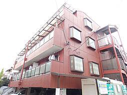 赤井マンション高柳[3A号室]の外観