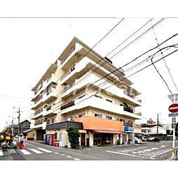 島田マンション[4階]の外観