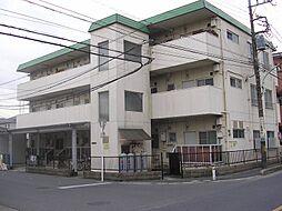 第1池田マンション[3階]の外観