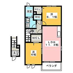 伊勢朝日駅 6.5万円
