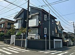 神奈川県横浜市保土ケ谷区境木本町の賃貸アパートの外観