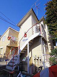 パールハイツ国分寺[1階]の外観