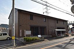 ローズコート砥堀[201号室]の外観