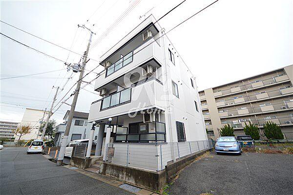 レジアス 2階の賃貸【兵庫県 / 神戸市垂水区】