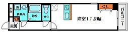 DIT COART[2階]の間取り