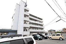 岡山県岡山市南区万倍の賃貸マンションの外観