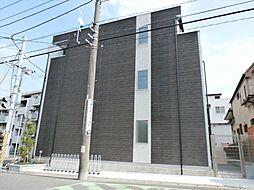 リブリ・M's FLAT[3階]の外観