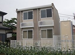 サニーコートアカシA[1階]の外観