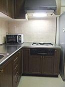 独立型キッチン