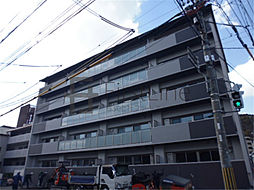 京都府京都市山科区西野山中鳥井町の賃貸マンションの外観