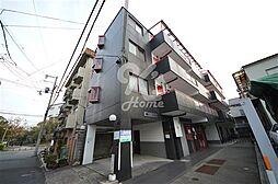 兵庫県神戸市須磨区中島町3丁目の賃貸マンションの外観