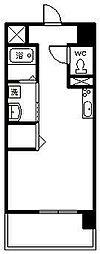 宮崎ミッドタウンツインタワーマハロ[402号室]の間取り