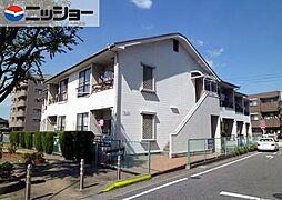 ムーニーカニエ[2階]の外観